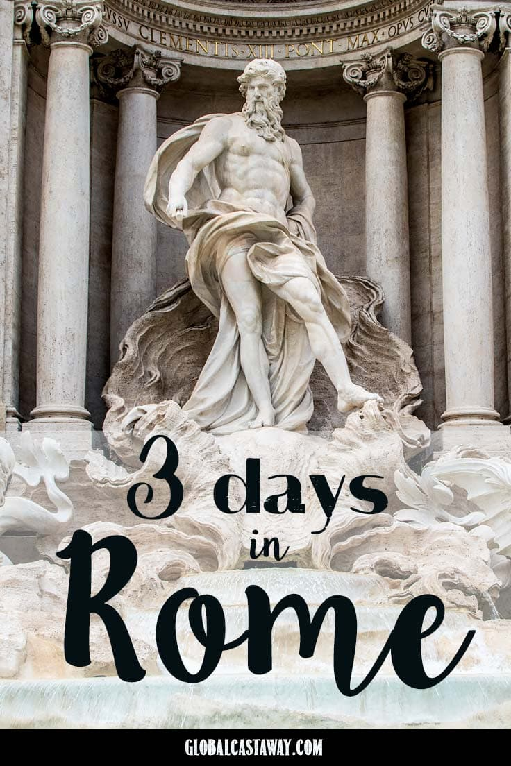 Find all the info you need about your travel to Rome, Italy