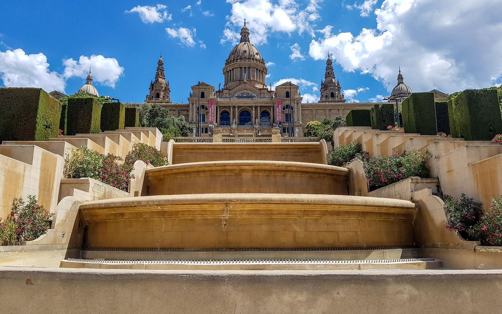 The top 7 places you must see in Barcelona