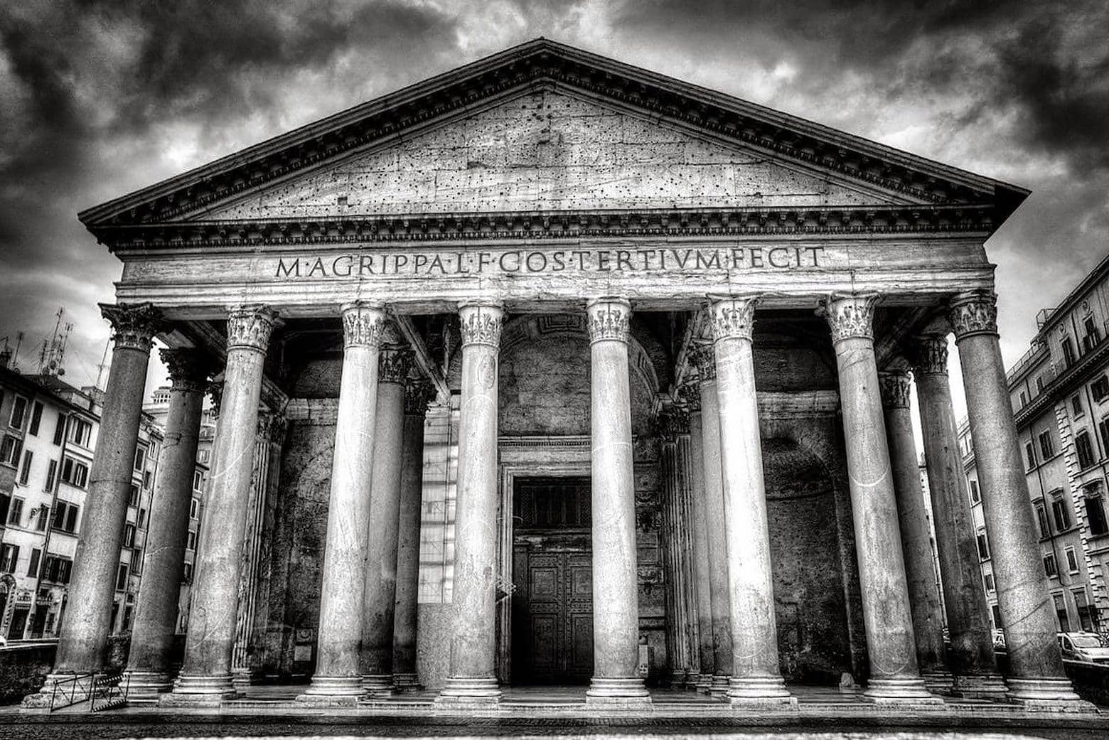 3 days in Rome itinerary day 1 - The Pantheon