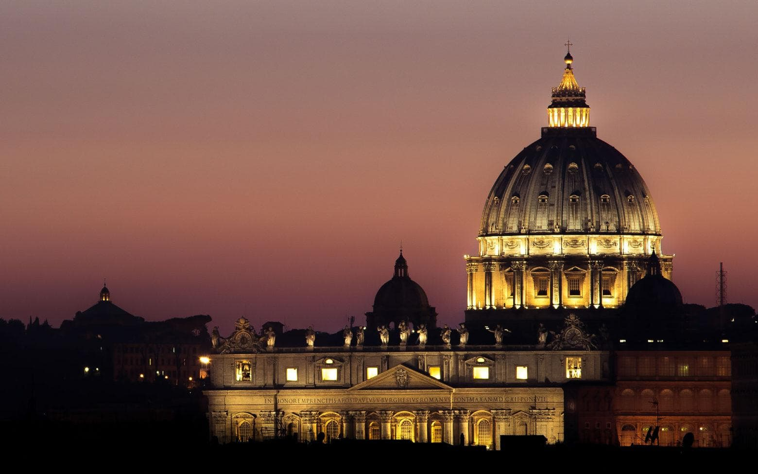 3 days in Rome itinerary day 3 - The Basilica of St.Peter