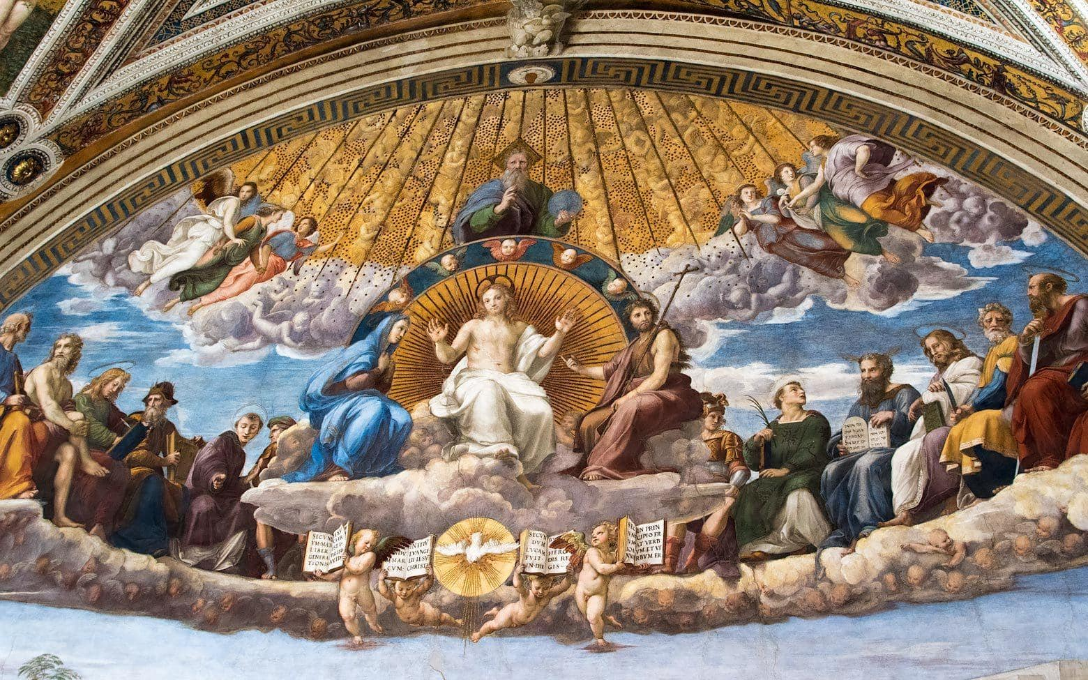 3 days in Rome itinerary day 3 - Vatican Museums