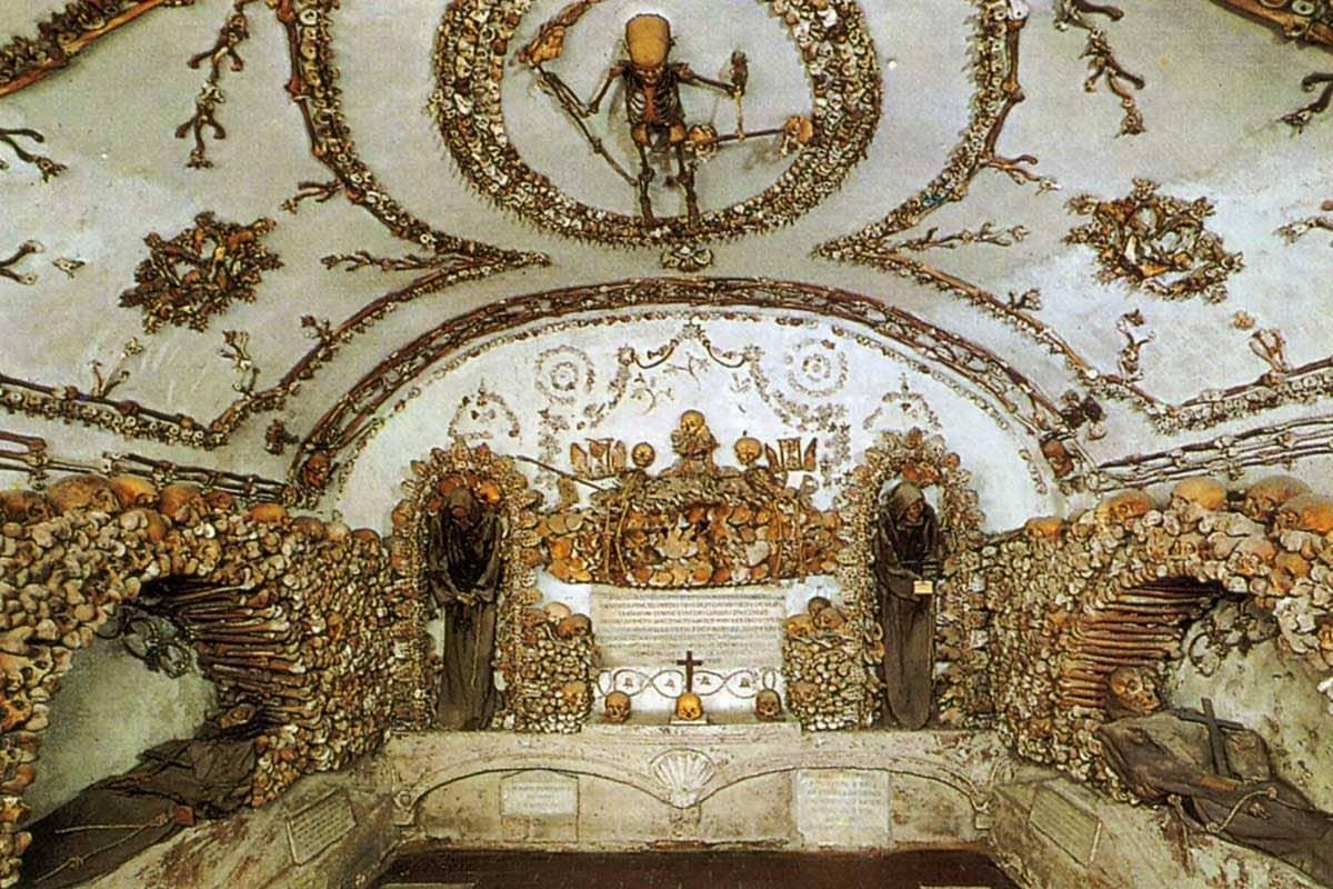 roman crypt
