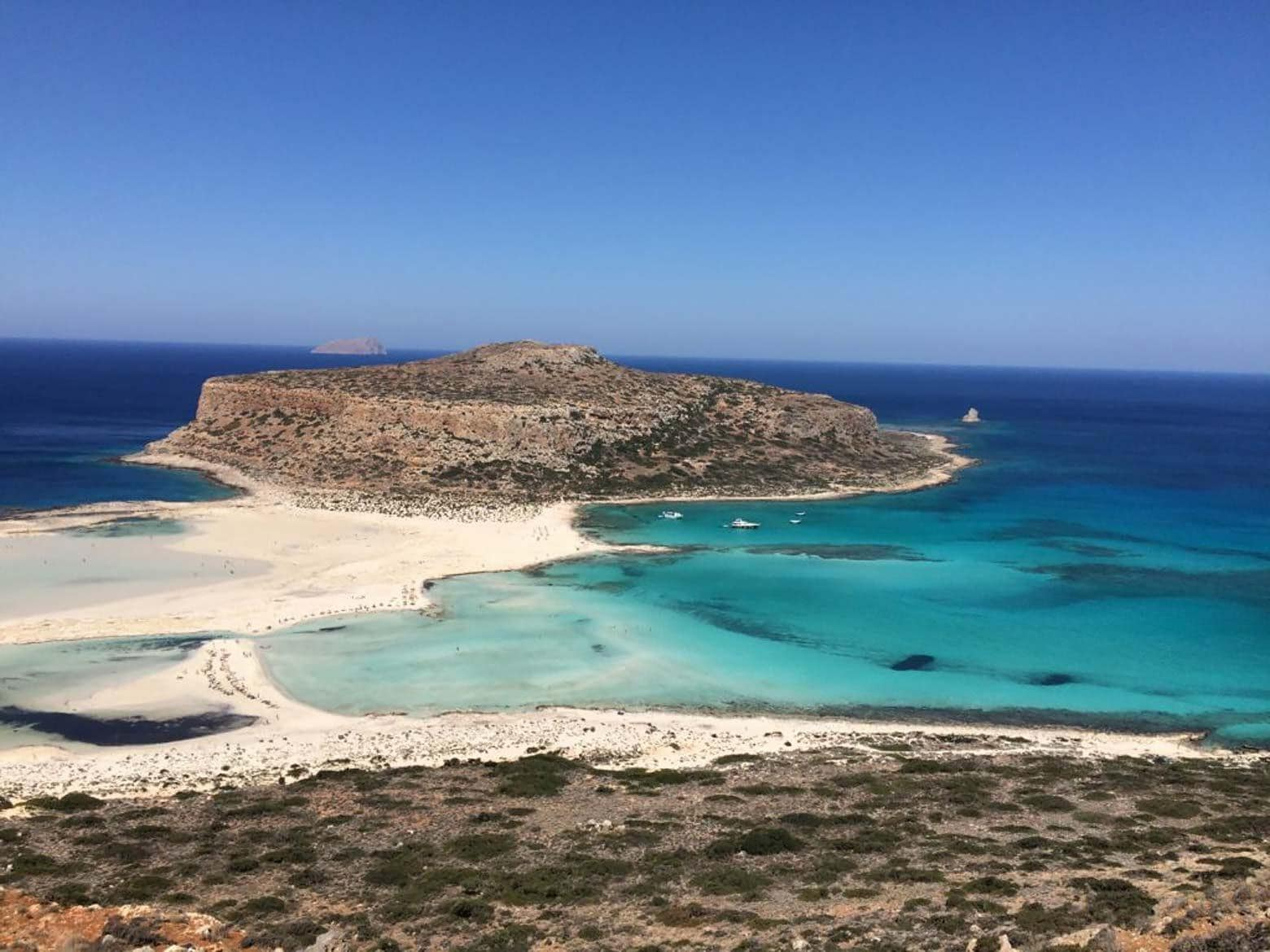 Photo of Crete - balos beach