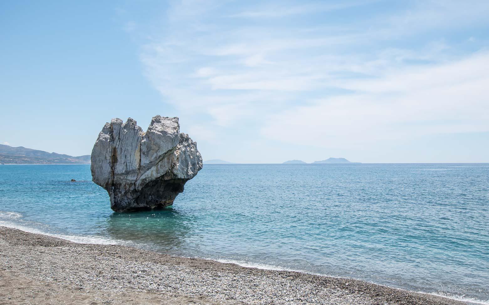 photo crete - preveli beach