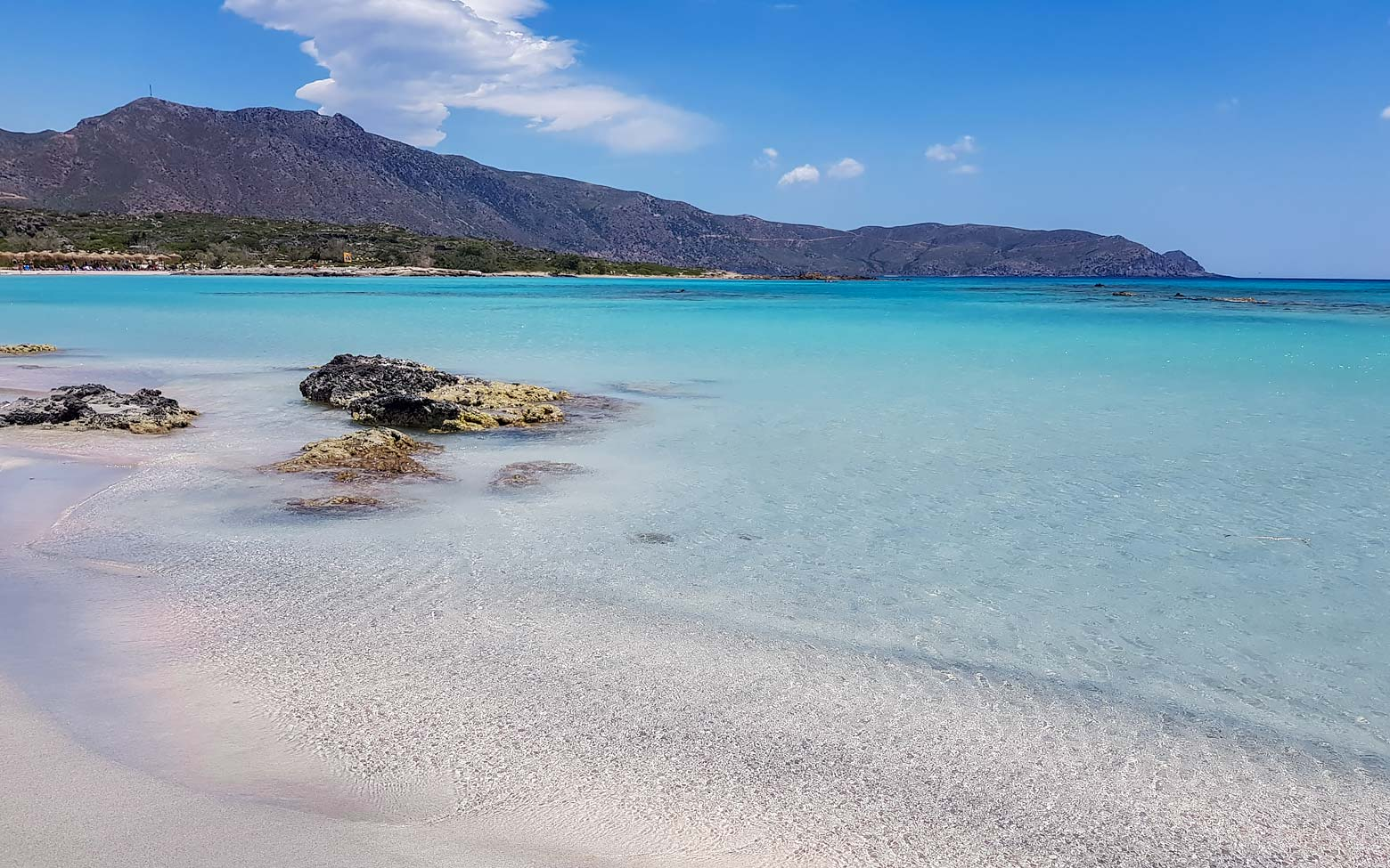 Photo of Crete - Elafonisi beach sands