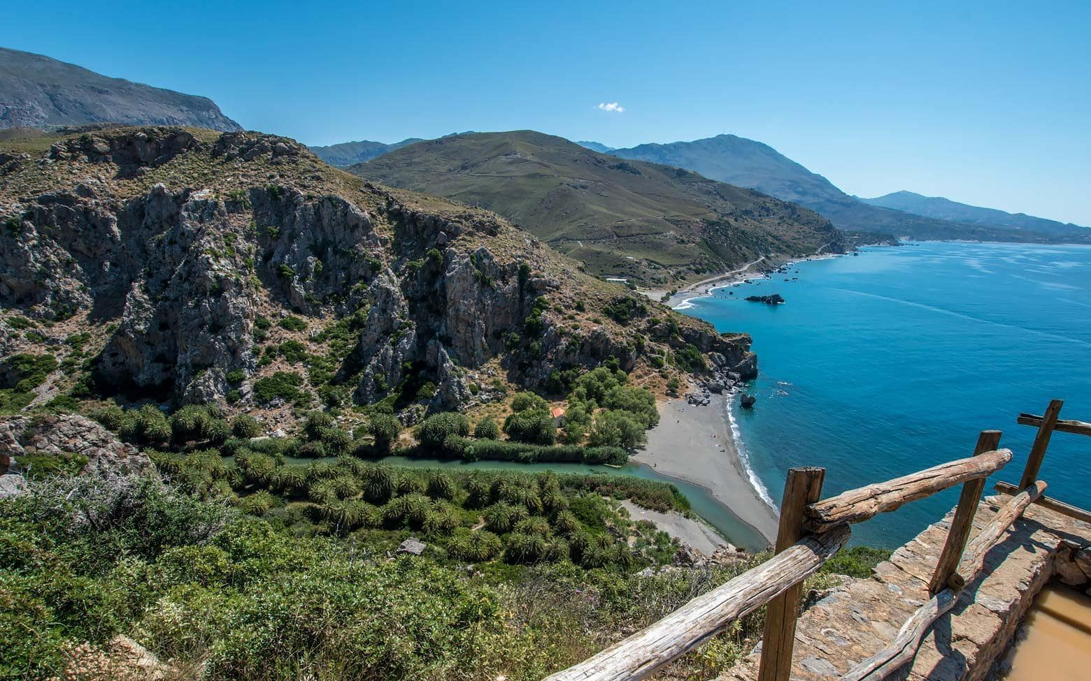 photo crete - preveli