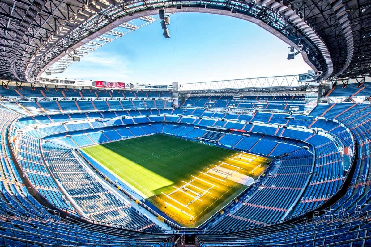 things to see in madrid - santiago bernabeu stadium