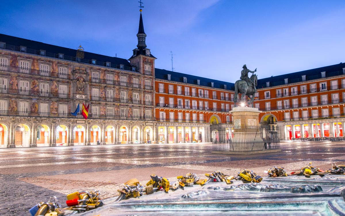 How to Spend 2 Days in Madrid – The Best Travel Itinerary (with a map)