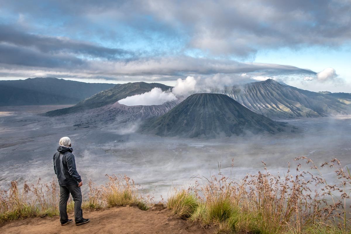 How to Hike Mount Bromo for Free, Without Using a Tour or a Guide