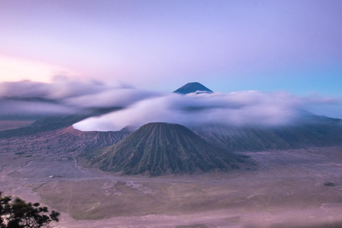 mount bromo for free