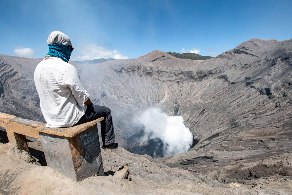 what do you need to climb mount bromo for free