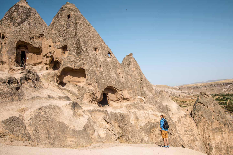 Selime monastery - cappadocia green tour
