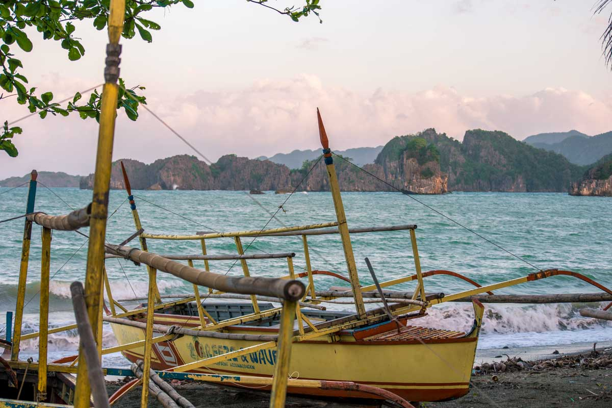 There and back again - a caramoan story