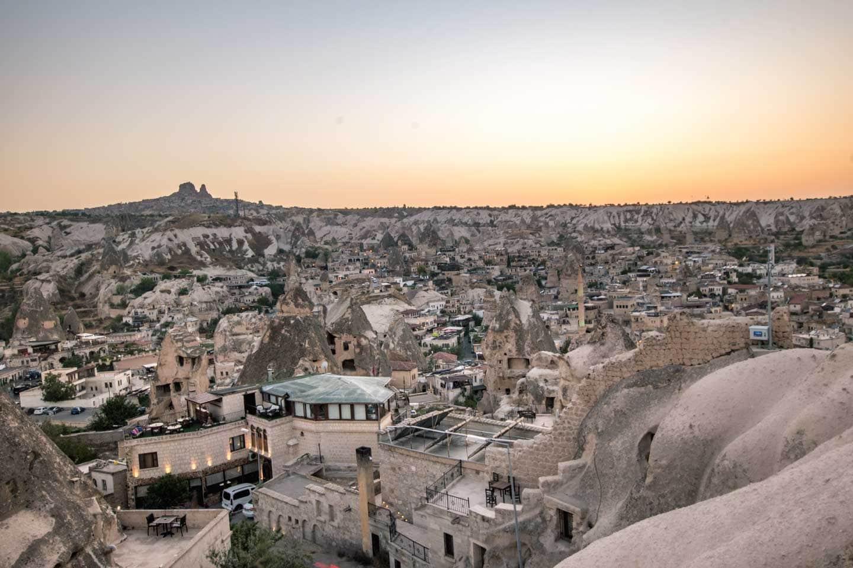 sunset-over-goreme-cappadocia