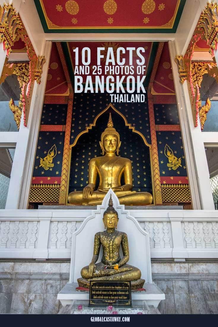 Bangkok facts | Bangkok photography | Bangkok Thailand | Travel Bangkok #bangkokfacts #bangkokphotography #travelbangkok #bangkokthailand