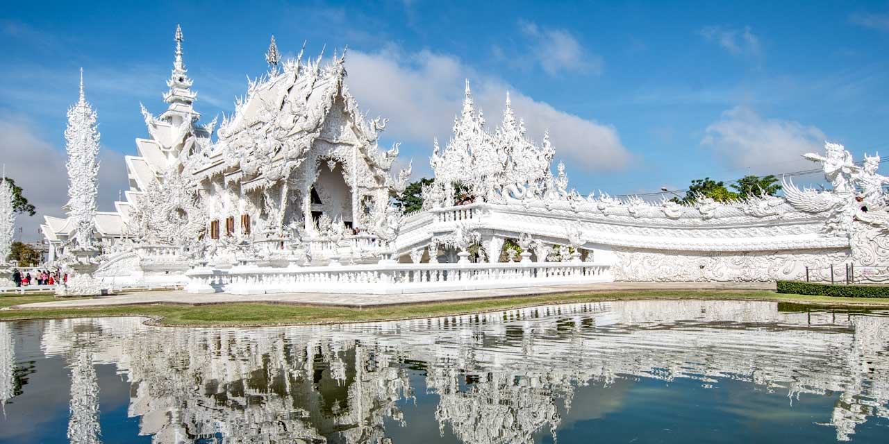 One for Your Bucket List – Wat Rong Khun: The White Temple of Chiang Rai