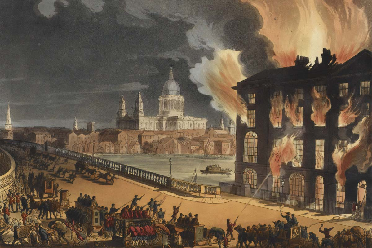 drawing-of-the-london-fire