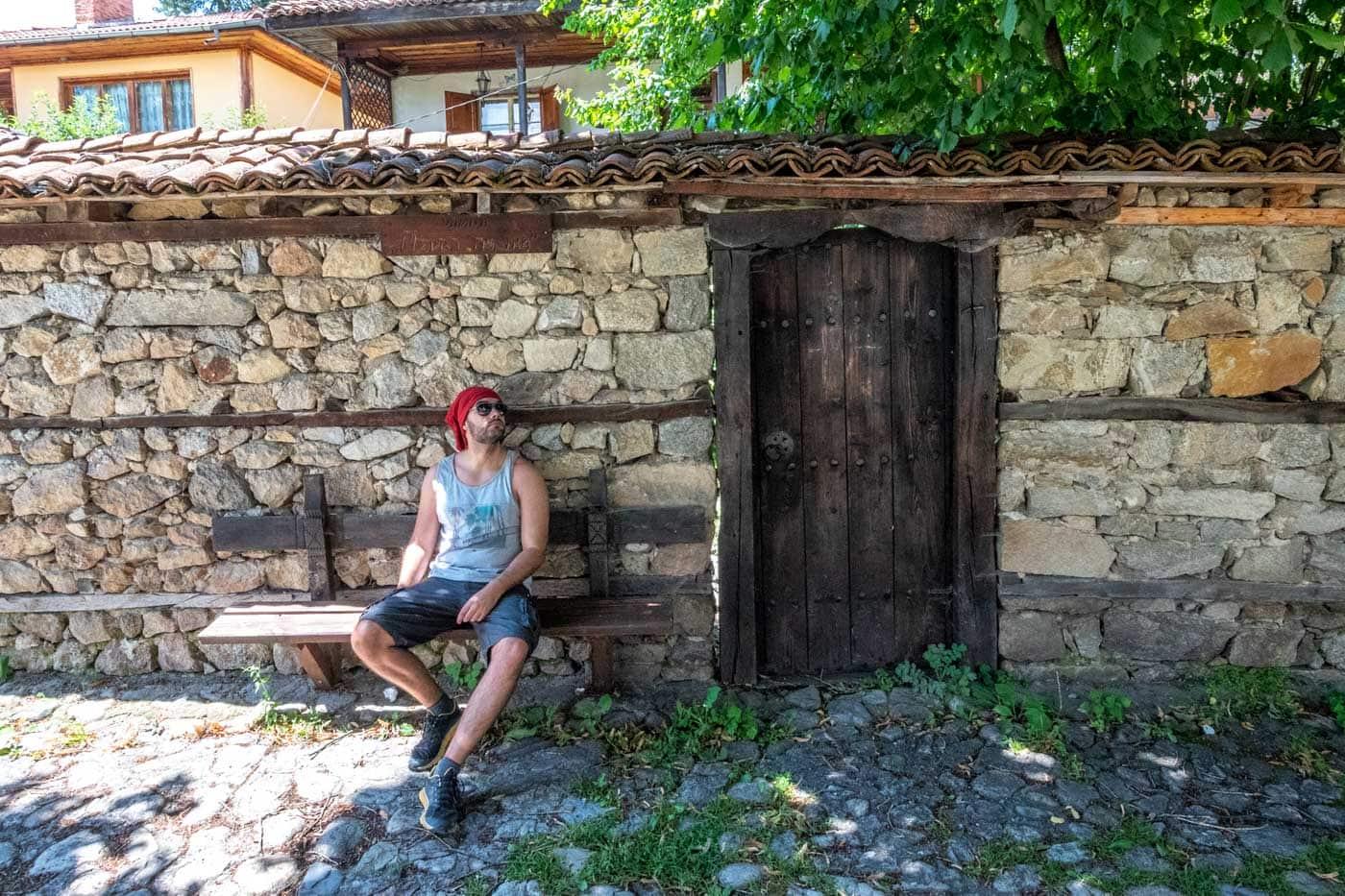 where is koprivshtitsa - small town of big heroes
