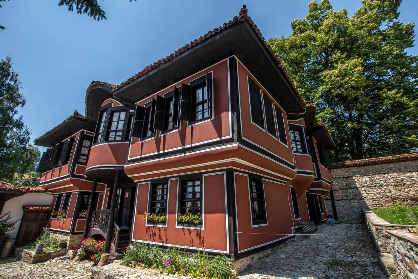 what to see in koprivshtitsa - kableshkov house
