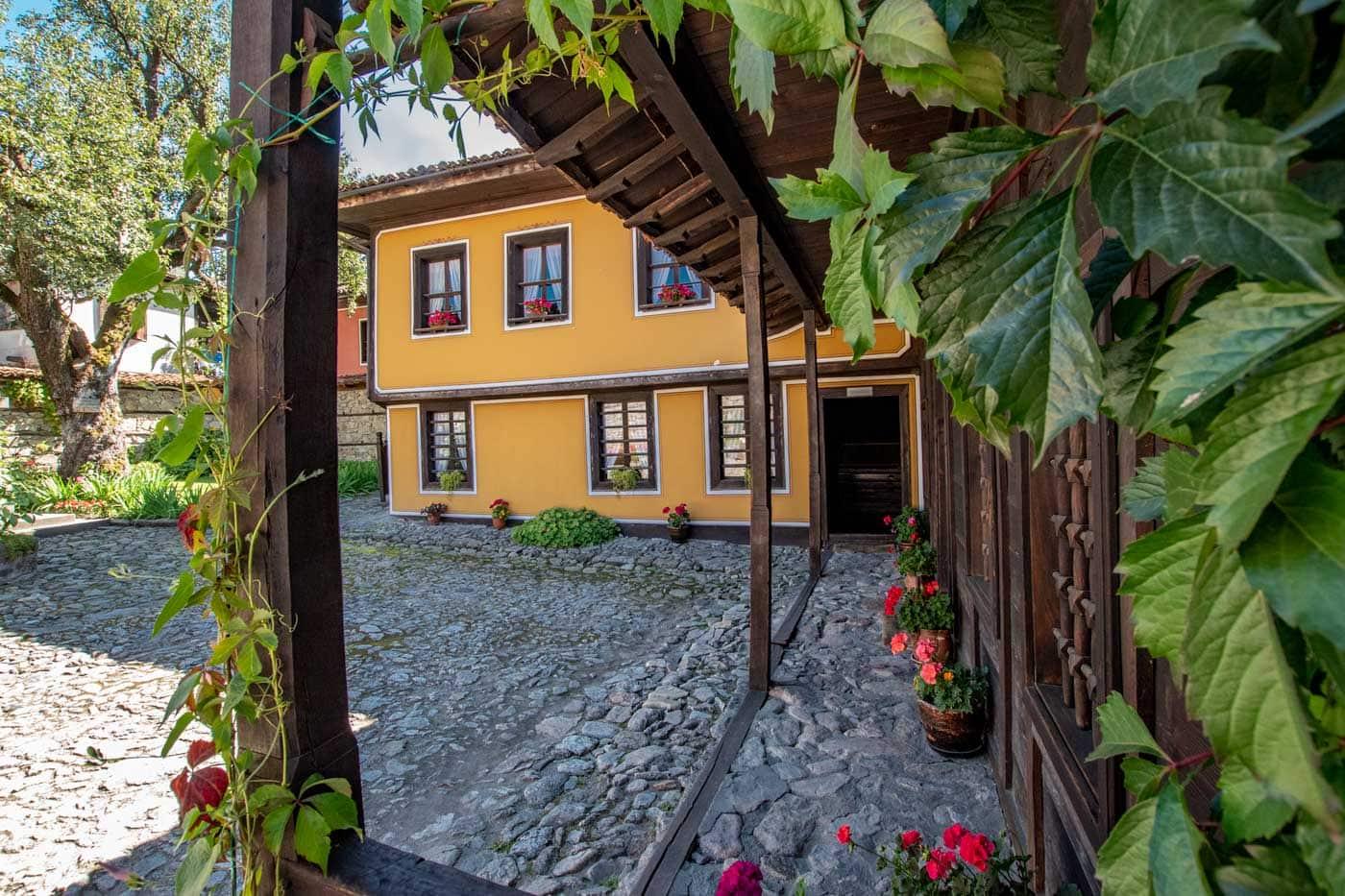 what to see in koprivshtitsa - karavelov house
