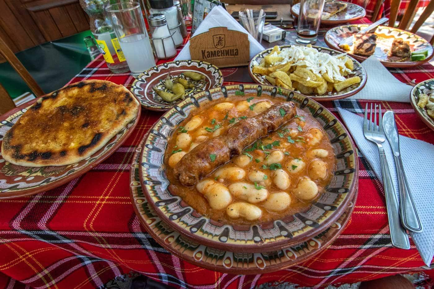 where to eat in koprivshtitsa