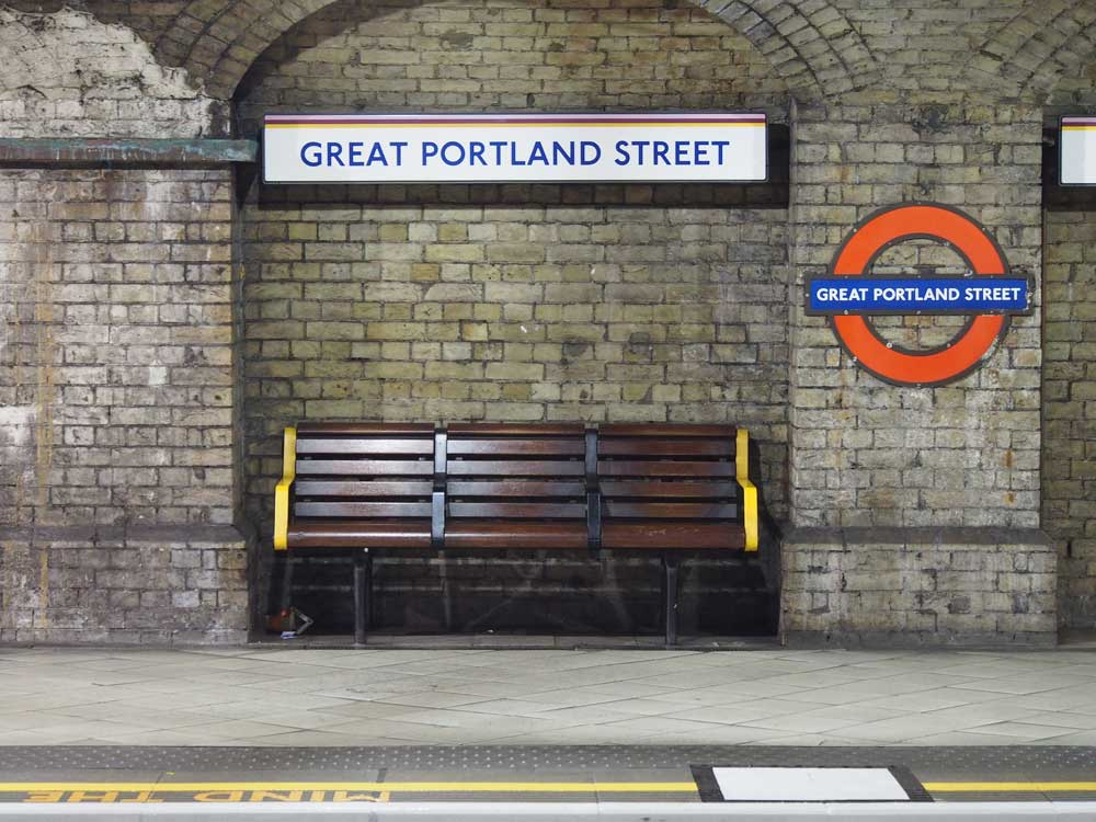 interesting facts about london - oldest underground in the world