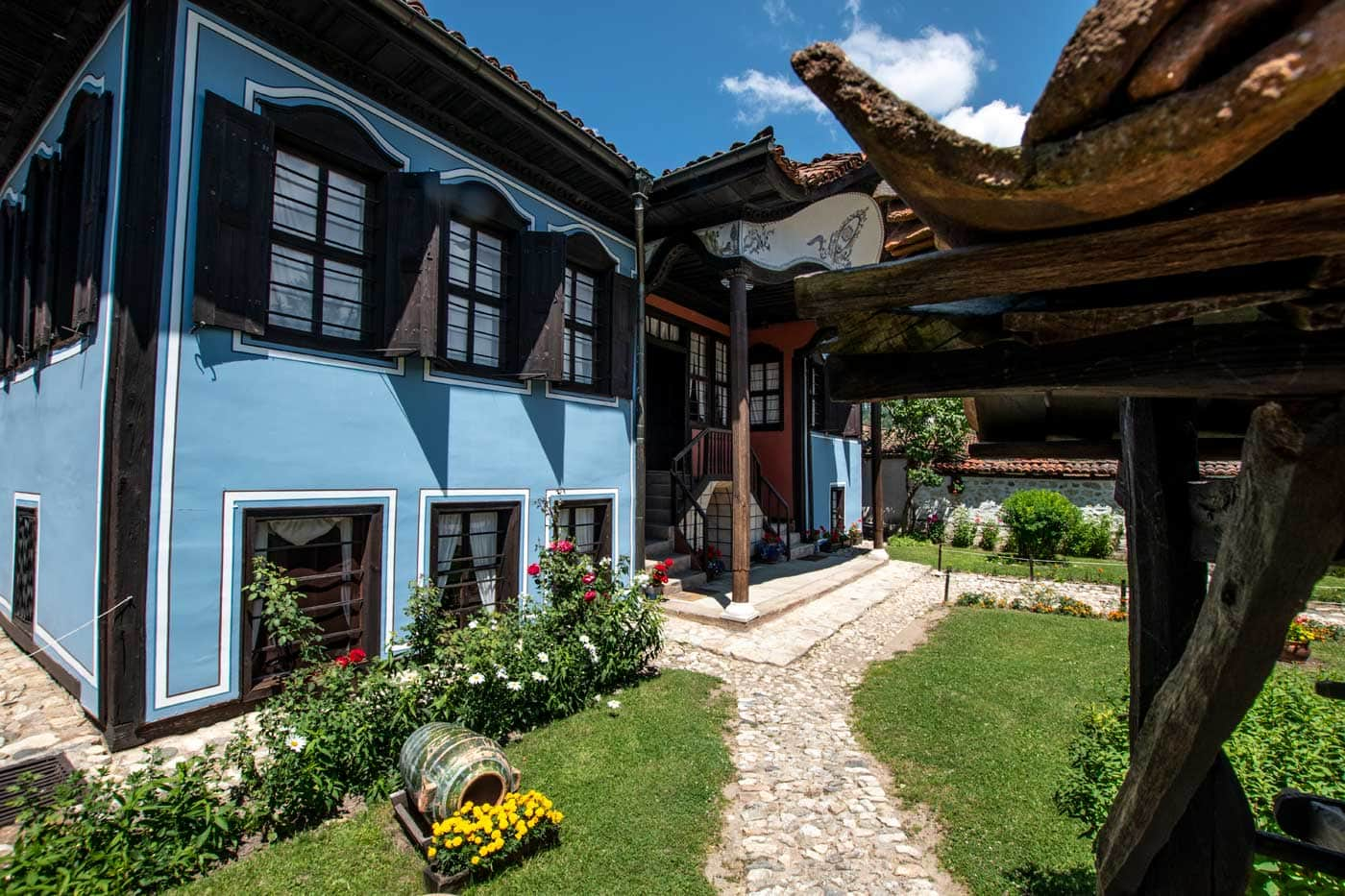 what to see in koprivshtitsa - lyutova house