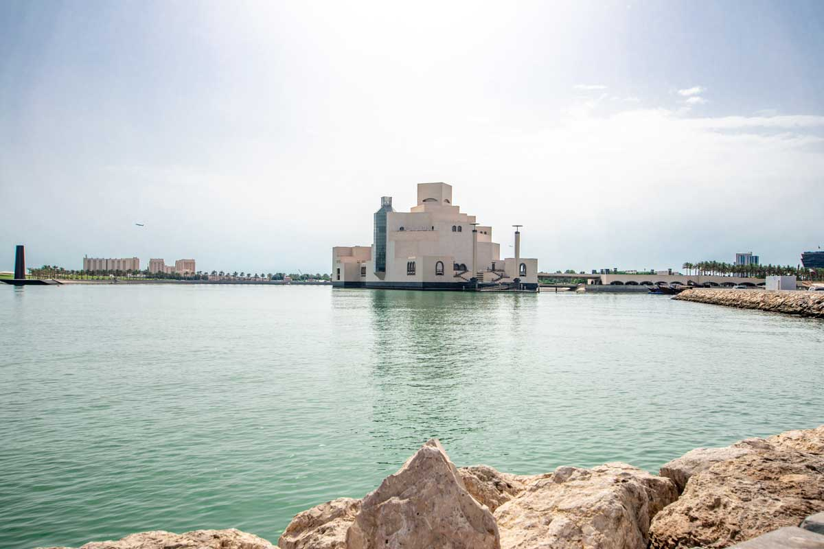 doha city tour - museum of islamic art