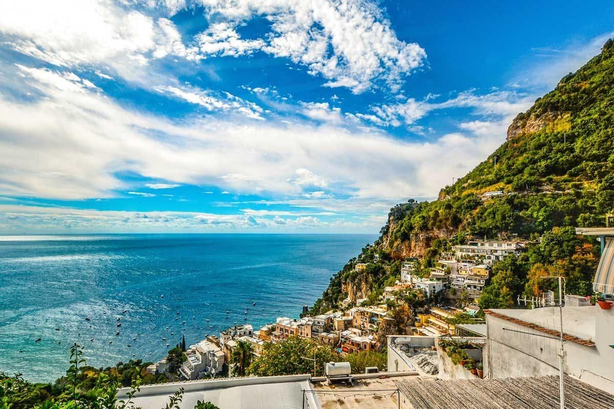 Italian bucket list Amalfi Coast