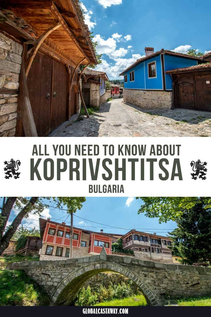where is koprivshtitsa pin