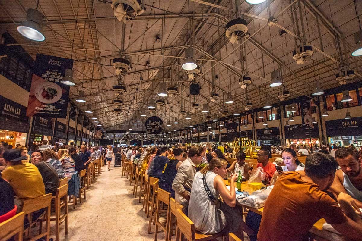 Mercado-da-Ribeira lisbon
