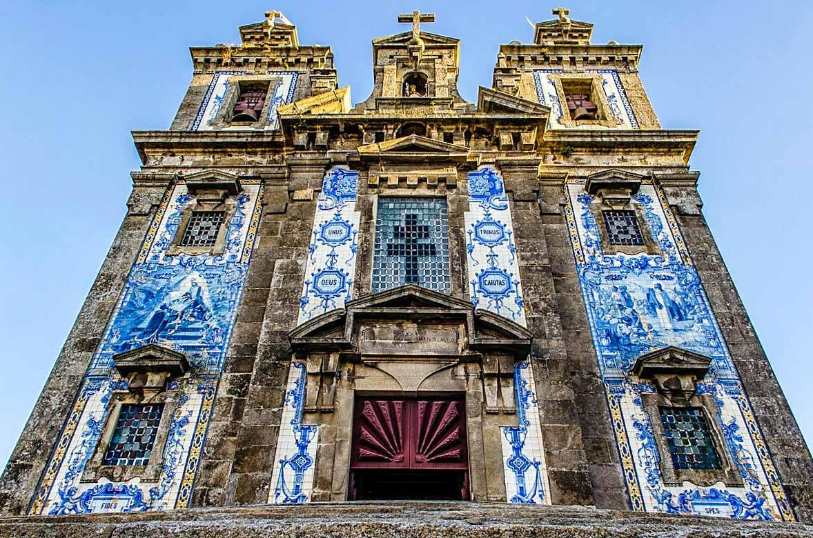 santo ildelfonso church