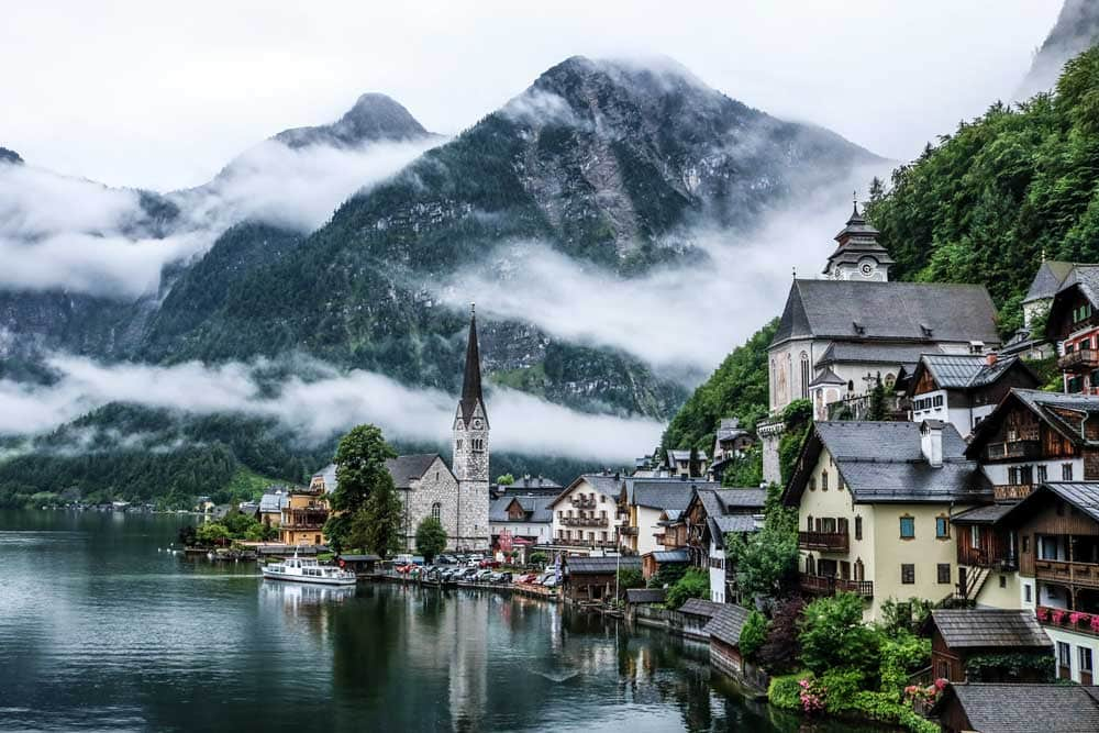 best bucket list - austria