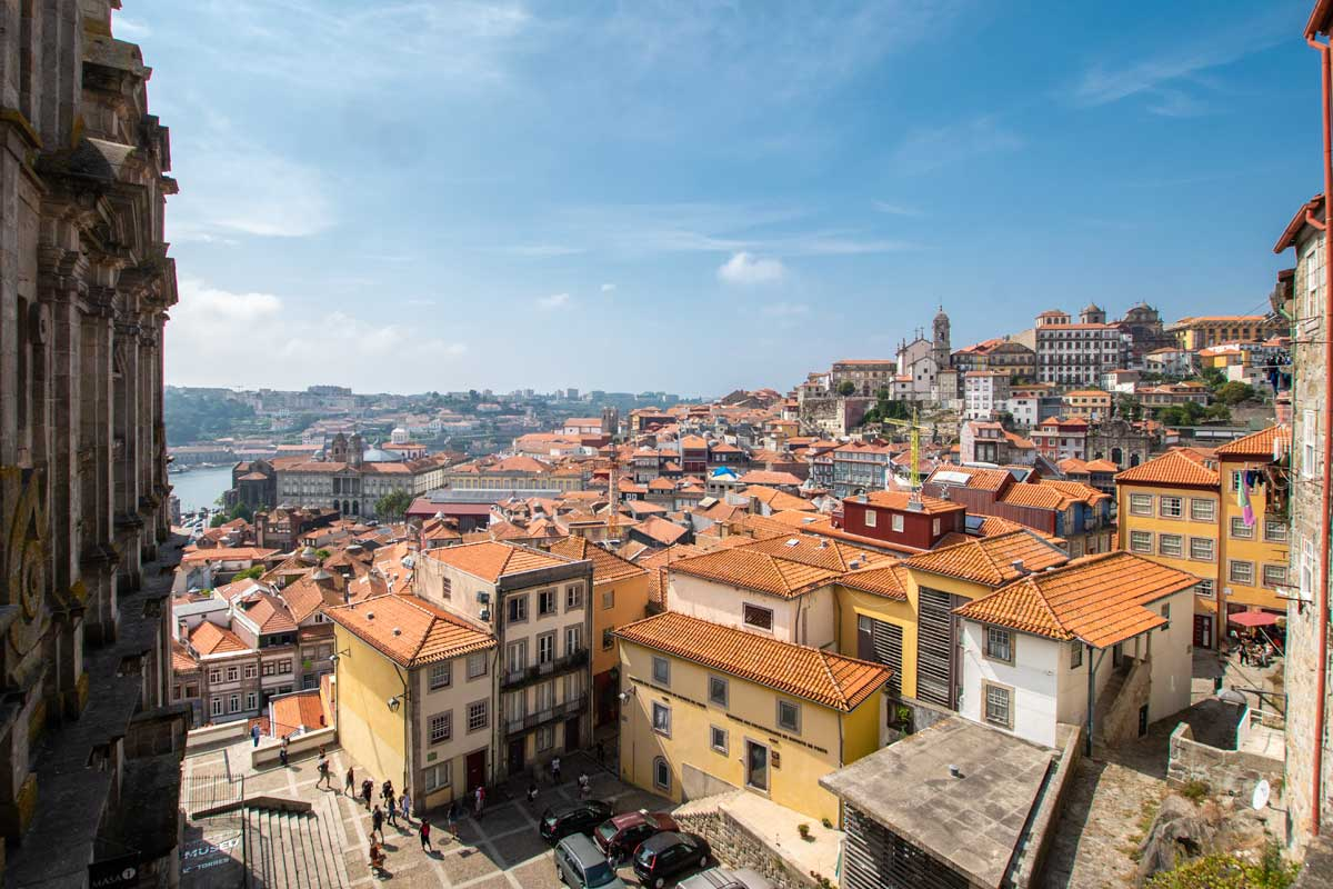 Porto viewpoint