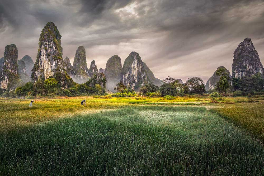 my bucket list - china landscape