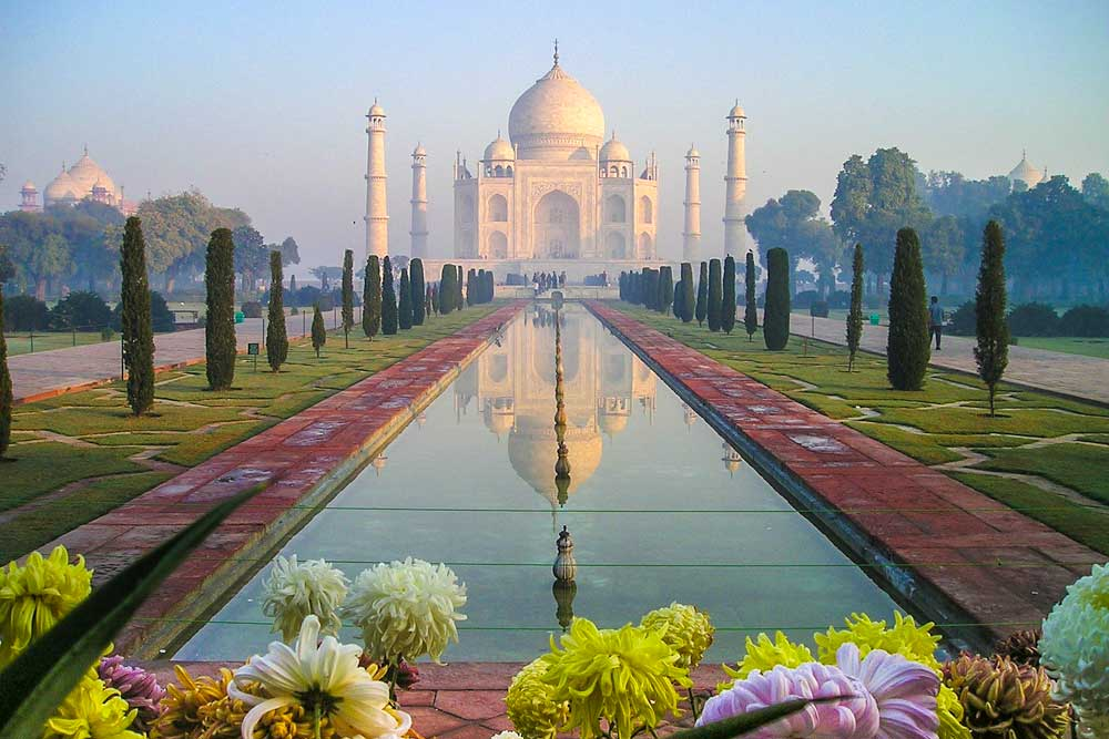 bucket list ideas - taj mahal in india