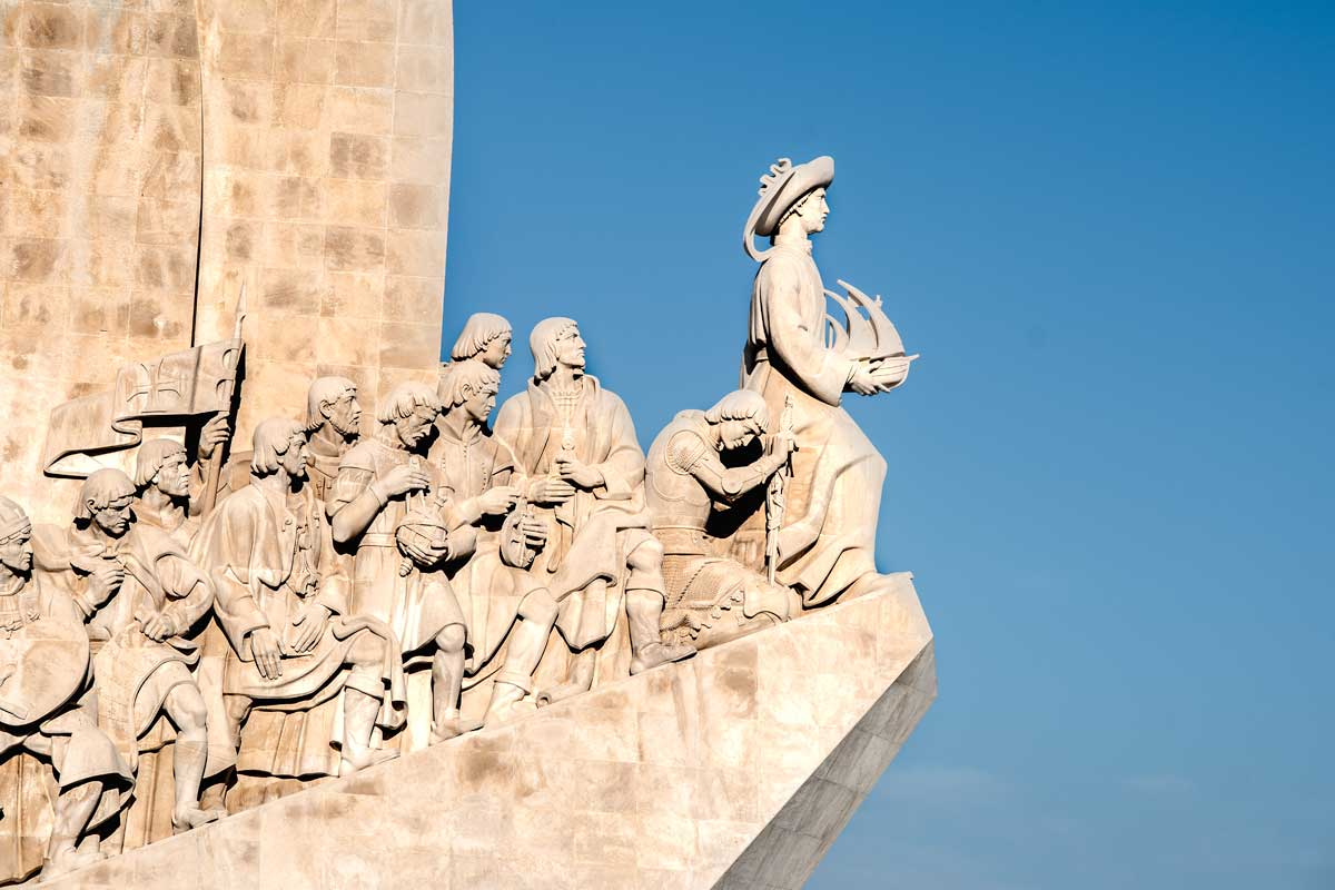 3 days in Lisbon monument-of-discoveries