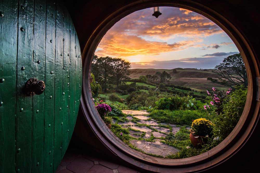 best bucket list - hobbiton in new-zealand