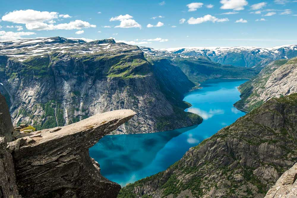 my bucket list - norway