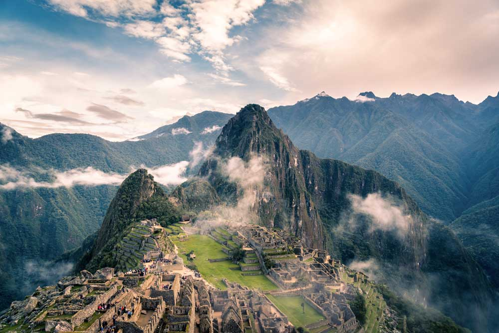 my bucket list - machu pichu in peru
