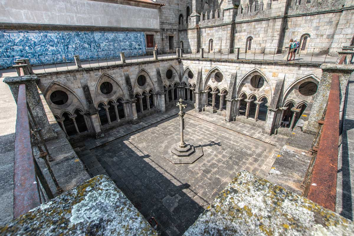 two days in porto - the Porto Cathedral