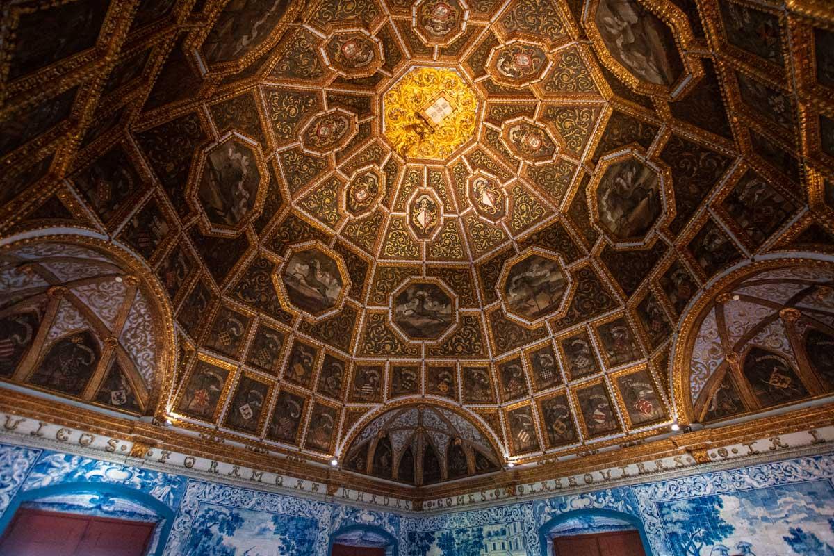 Sintra palace lisbon daytrip