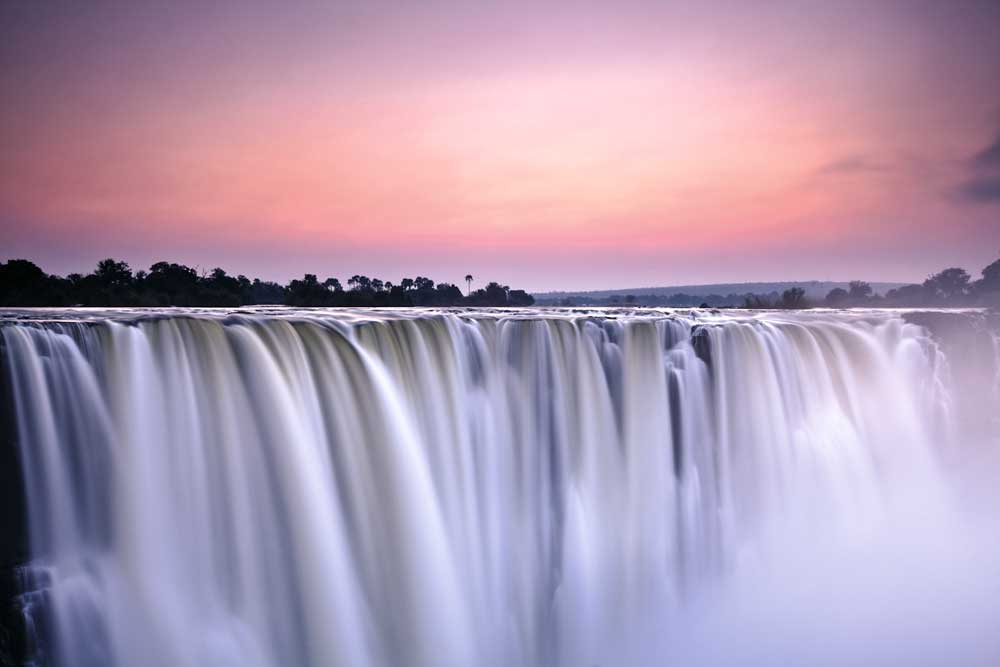 bucket list ideas - victoria waterfall in zambia