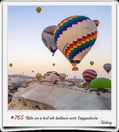 Cappadocia bucket list experience