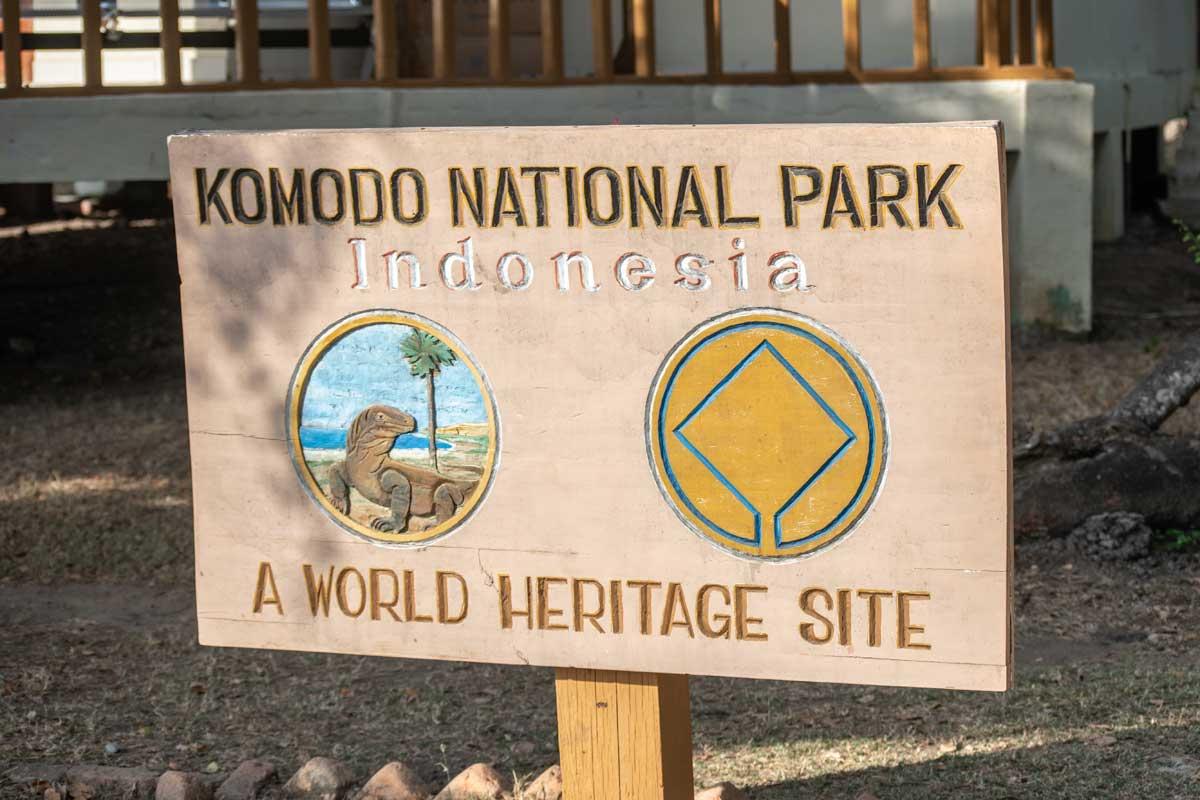 labuan bajo trip - komodo national park