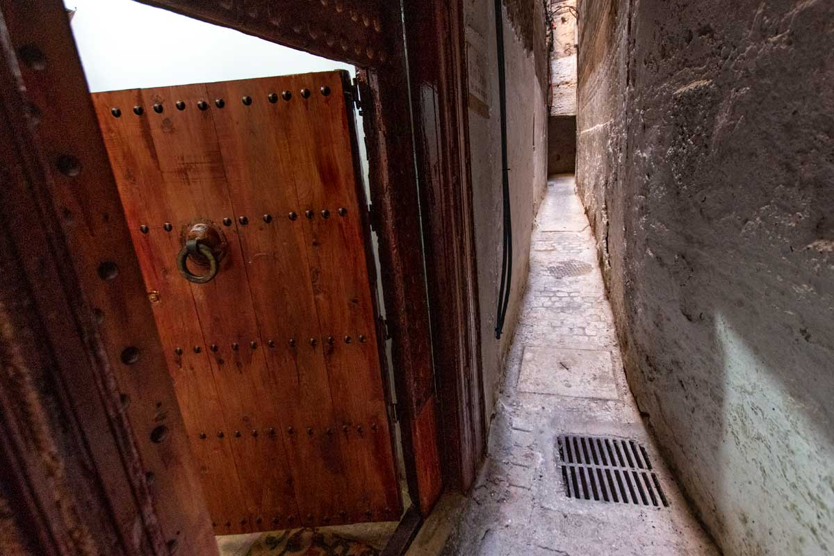 2 days in fes - human labyrinth