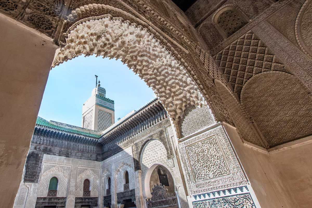 2-days-in-fes-bou-inania
