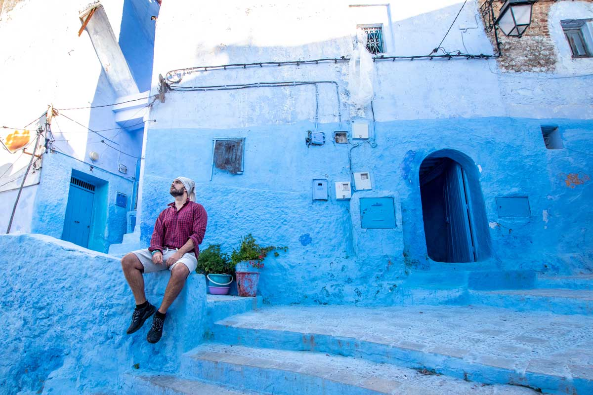 Chefchaouen photo guide introduction