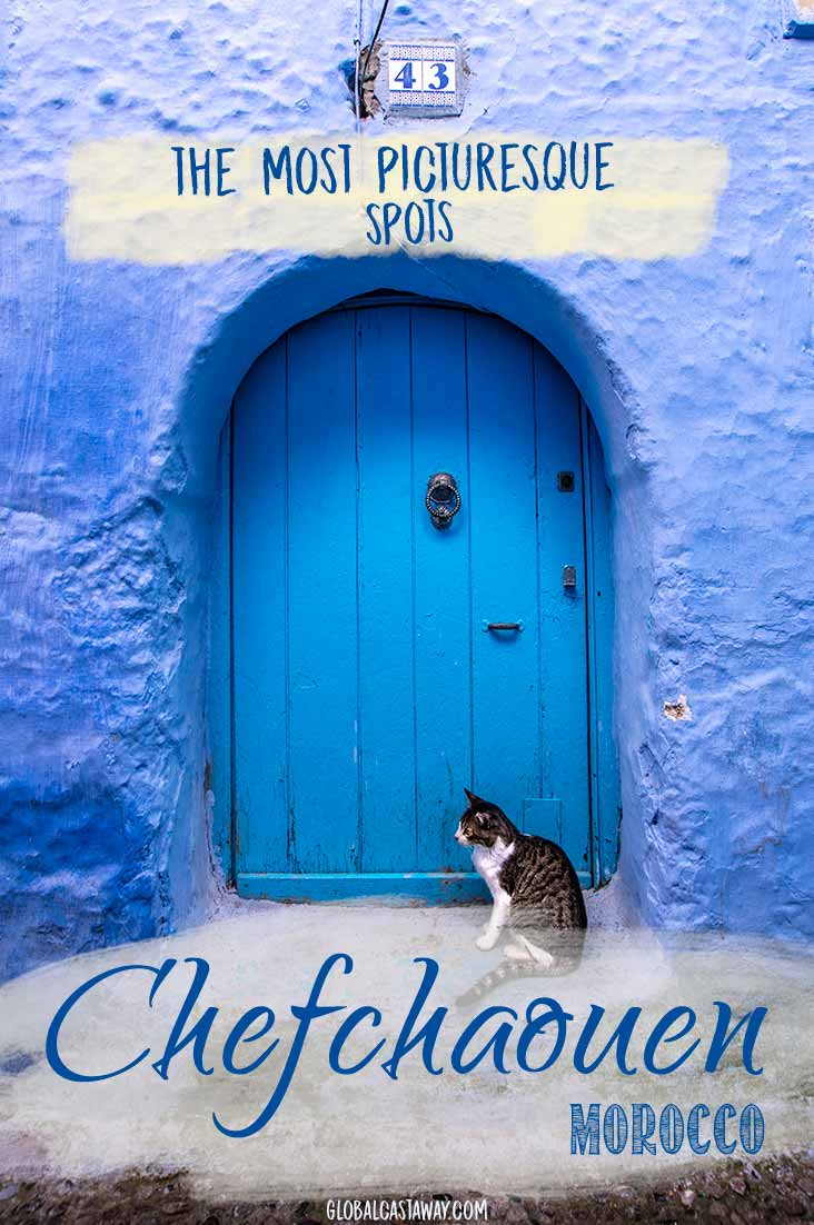 chefchaouen photo guide pin