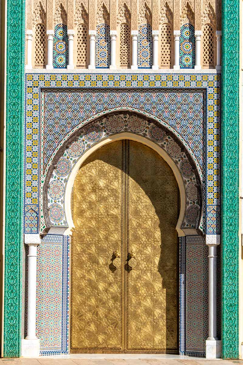 door-of-fez-royal-palace